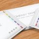 Realistic Business Cards Mock Up - GraphicRiver Item for Sale