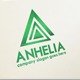 Anhelia Logo Template - GraphicRiver Item for Sale