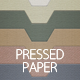 Pressed Paper-Fabric Pattern Tiles  - GraphicRiver Item for Sale