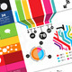 Colourful Vector Infographics - GraphicRiver Item for Sale