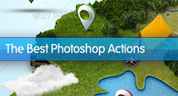 The Best Photoshop Actions