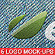 6 Photoreaslistic Logo Mock-Up Vol.1 - GraphicRiver Item for Sale
