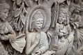 Bas-relief - story of Buddha's life - PhotoDune Item for Sale
