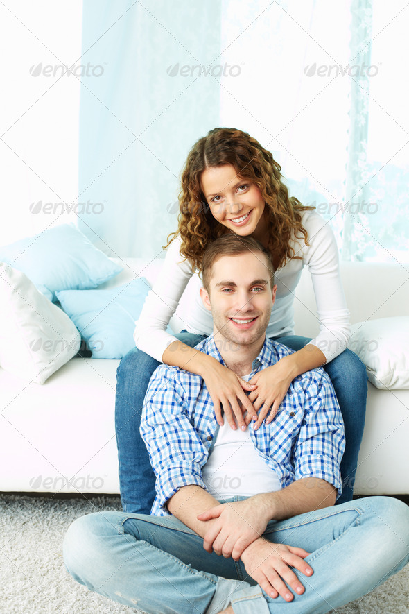 Friendly smiles - Stock Photo - Images