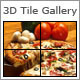 3D Tile Gallery - ActiveDen Item for Sale