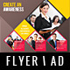 Corporate - Business Flyer / Magazine AD - GraphicRiver Item for Sale
