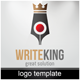 write king - GraphicRiver Item for Sale