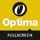Optima - Fullscreen Onepage Template - ThemeForest Item for Sale