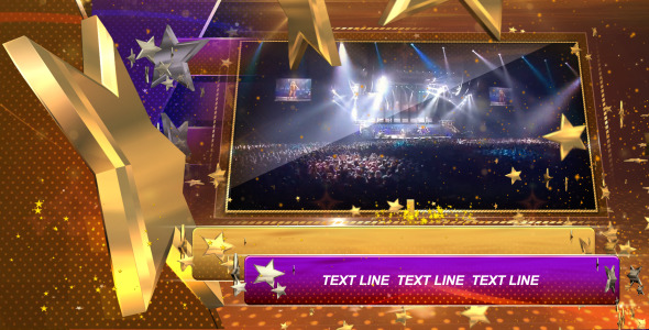 VideoHive TV show or Awards Show Package. Part2 4361634