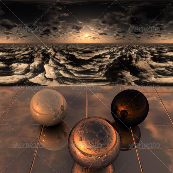 3DOcean Desert 27 4392303