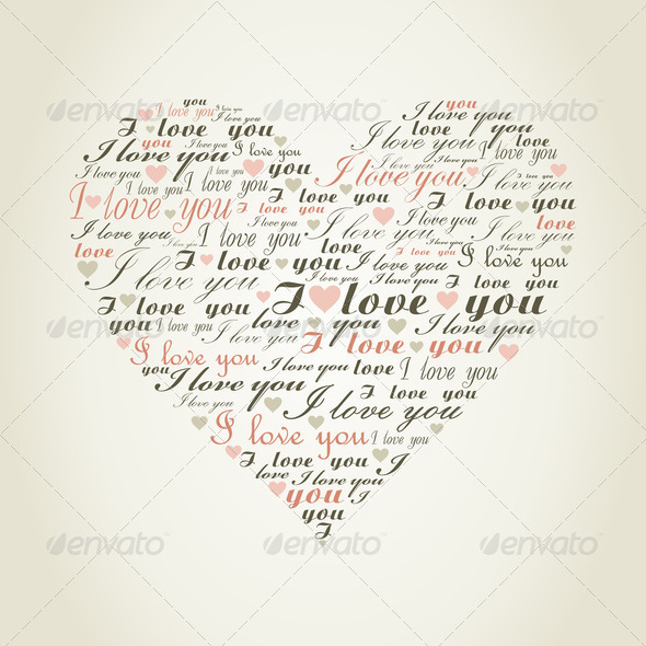 Love heart9 - Stock Photo - Images