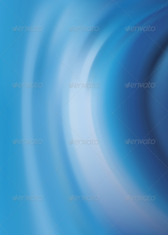 GraphicRiver Abstract Texture Blue Silk 4395269
