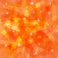 Shining Orange Abstract Background - PhotoDune Item for Sale