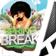 Spring Break A5 Flyer - GraphicRiver Item for Sale