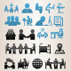 20 Organization Icons - GraphicRiver Item for Sale