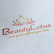 Beauty Lotus Logo - GraphicRiver Item for Sale