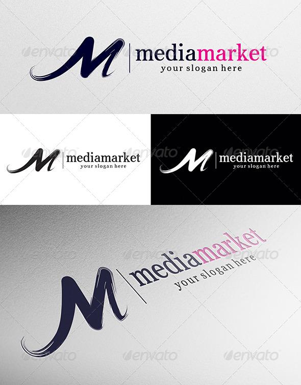 GraphicRiver Medi Market Logo 4273909