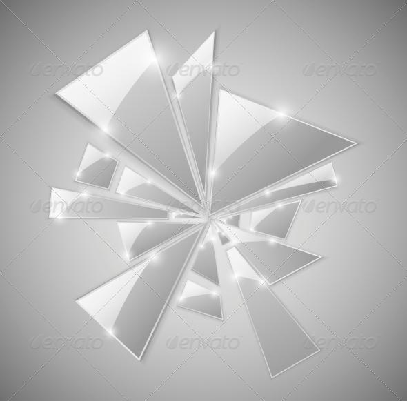 GraphicRiver Broken Glass 4405588