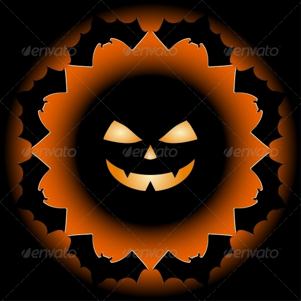 GraphicRiver Halloween 4406797