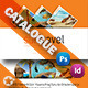 Travel Tours Catalogue Template - GraphicRiver Item for Sale