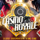 Casino Royale Flyer Template - GraphicRiver Item for Sale