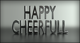 Happy / Cheerfull