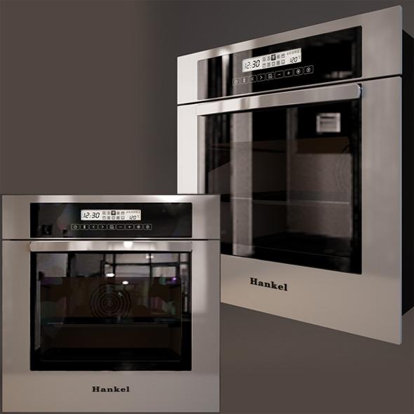 3DOcean Oven 4413254