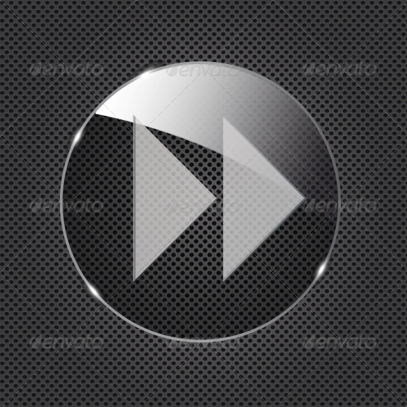 GraphicRiver Glass Button 4413256