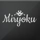 Miryoku one page psd template - ThemeForest Item for Sale