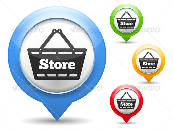 GraphicRiver Store Icon 4415608