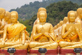 Golden buddha at Buddha Memorial park - PhotoDune Item for Sale