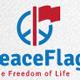 Peace Flag Logo - GraphicRiver Item for Sale