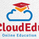 Cloud Education Logo - GraphicRiver Item for Sale