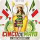 Edit Cinco de Mayo Party Flyer 3 - GraphicRiver Item for Sale