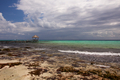 Clouds Gather over Caribbean Beach - PhotoDune Item for Sale