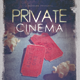 Private Cinema Flyer Template - GraphicRiver Item for Sale