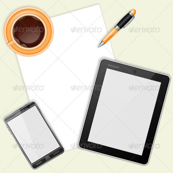 GraphicRiver Business Concept 4423233