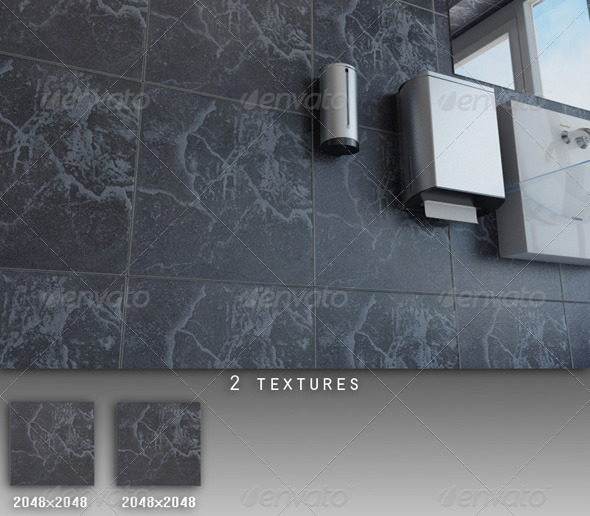 3DOcean Professional Ceramic Tile Collection C005 428271