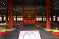Gyeongbokgung Throne Hall Building Inside - PhotoDune Item for Sale