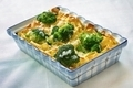 Tagliatelle pasta with broccoli and cheese sauce - PhotoDune Item for Sale