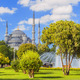 sultan ahmed mosque in istanbul turkey - PhotoDune Item for Sale