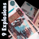 Money Explosion - RF Rubles (9-Pack) - VideoHive Item for Sale