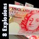 Money Explosion - UK Pounds (8-Pack) - VideoHive Item for Sale