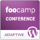 FooCamp: Conference Wordpress Theme - ThemeForest Item for Sale