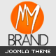 MyBrand - Responsive, Multipurpose Joomla Template - ThemeForest Item for Sale