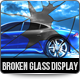 Smart Broken Glass Display - GraphicRiver Item for Sale