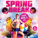 Spring Break Party Flyer Template - GraphicRiver Item for Sale
