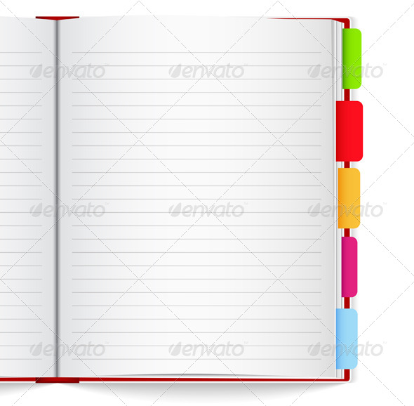 GraphicRiver Notebook 4436469