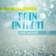 Rain Anthem Flyer Template - GraphicRiver Item for Sale