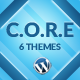Core -  Responsive One Page WordPress Theme - ThemeForest Item for Sale